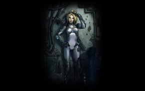 Картинка Girl, Ghost, Terra, Blizzard, Terran, Nova, StarCraft, Characters, Nova Terra, Star Craft, Agent X41822N