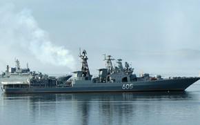 Картинка проект 1155, адмирал левченко, бпк