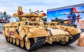 Картинка БМПТ, Объект 199, боевая машина поддержки танков, БМПТ Терминатор