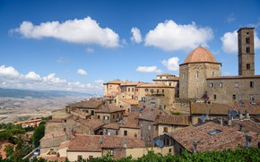 Картинка дома, Италия, Тоскана, Вольтерра