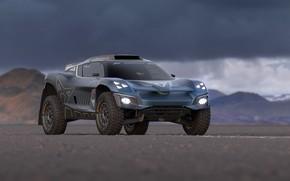 Картинка Seat, Cupra, Электромобиль, Cupra Tavascan Extreme E Concept, Гоночный внедорожник, Electric sports SUV