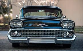 Картинка Chevrolet, Bel Air, Vintage, Impala, Retro, Vehicle