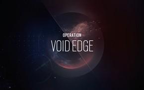 Картинка Ubisoft, Tom Clancy's Rainbow Six Siege, Rainbow Six Siege, Operation Void Edge