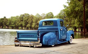 Картинка Chevrolet, Custom, 3100, Vehicle