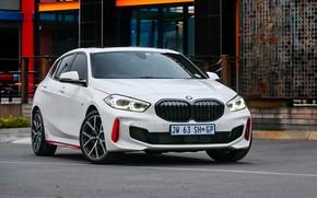Картинка BMW, хэтчбек, Michelin, Compact, 2021, Torsen, 128ti, Shadowline, Turismo Internazionale