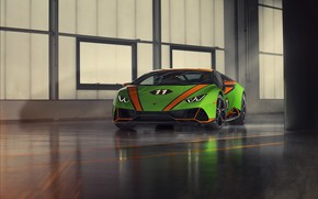 Картинка машина, Lamborghini, суперкар, Evo, Huracan, GT Celebration