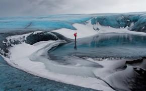Картинка iceland, Vatnajökull, Gletscher