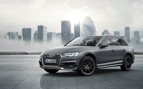 Картинка Audi, quattro, TFSI, absolut, allroad 2, Audi A4 allroad 2 TFSI quattro absolut