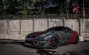 Обои GTR, Nissan, SuperCar