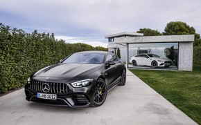 Картинка мерс, amg gt, mersedes benz