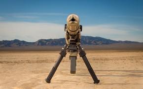 Картинка карабин, AR-15, штурмовая винтовка, сошка