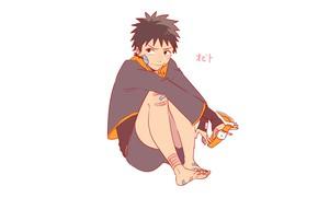 Картинка Наруто, Naruto, Обито Учиха