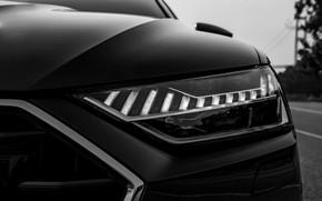 Картинка Audi, оптика, 2019, A7 Sportback