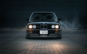 Картинка BMW, E30, ALPINA, 3-Series, B6 2.7