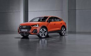 Картинка Audi, TDI, quattro, Sportback, S line, Q3, 2019, 35