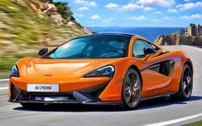 Картинка McLaren, Великобритания, автомобиль, Спортивный, 570S