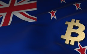 Картинка размытие, новая зеландия, new zeland, bitcoin, биткоин, btc