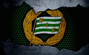 Картинка wallpaper, sport, logo, football, Hammarby