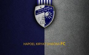 Картинка wallpaper, sport, logo, football, Hapoel Kiryat Shmona