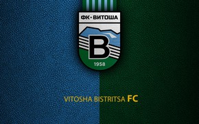 Картинка wallpaper, sport, logo, football, Vitosha Bistritsa