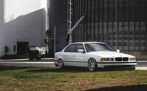 Картинка car, bmw, бмв, бумер, e38, 7 series, е38