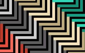 Картинка линии, абстракция, текстура, colorful, геометрия, Abstract, pattern, geometric
