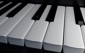 Картинка рояль, клавиши, пианино