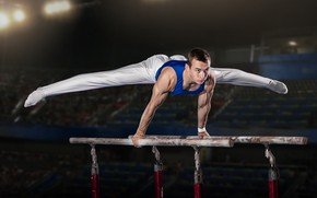 Картинка men, pose, workout, competition, gymnast