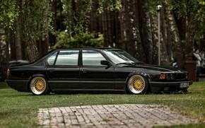 Картинка BMW, 7-Series, E32, 740IL