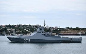 Картинка корабль, патрульный, Севастополь, Дмитрий Рогачев
