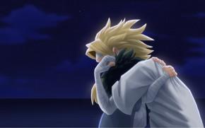 Картинка Всемогущий, My Hero Academia, Boku No Hero Academia, Мидория Изуку, Моя Геройская Академия