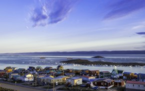 Картинка город, Anchorage, Frobisher Bay