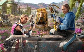 Картинка Игра, Ubisoft, Game, Far Cry: New Dawn