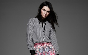 Картинка девушка, модель, блузка, Kendall Jenner