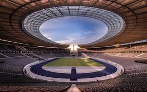 Картинка football, germany, berlin, olympic stadium