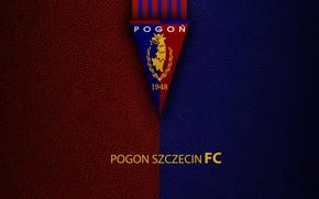 Картинка wallpaper, sport, logo, football, Pogon Szczecin