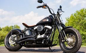 Картинка Bike, Harley-Davidson, Motorcycle