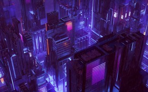 Картинка город, Музыка, Дождь, Фон, 80s, Фантастика, Neon, 80's, Synth, Retrowave, Synthwave, New Retro Wave, Futuresynth, …