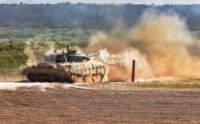 Картинка оружие, танк, T-72B3
