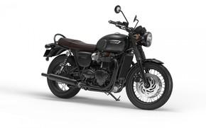 Картинка Triumph, Bonneville, Motorcycle, T120