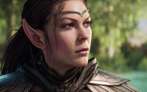 Картинка Эльфийка, The Elder Scroll Online, tes online, Summerset