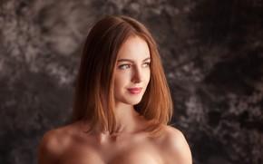 Картинка взгляд, Девушка, Алексей Гилёв