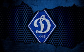 Картинка wallpaper, sport, logo, football, Dynamo Kyiv