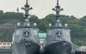 Картинка Япония, эскадренные, миноносцы