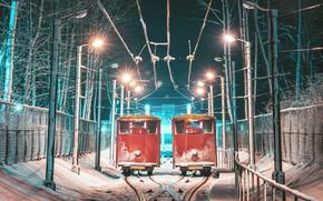 Картинка Lietuva, Kaunas, Funicular