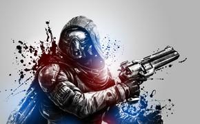 Картинка Hunter, охотник, Destiny