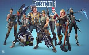Картинка game, Epic Games, Fortnite