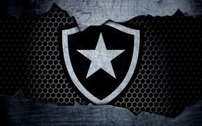 Картинка wallpaper, sport, logo, football, Botafogo