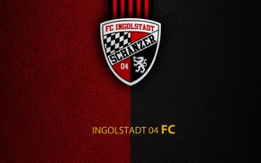 Картинка wallpaper, sport, logo, football, Bundesliga, Ingolstadt 04
