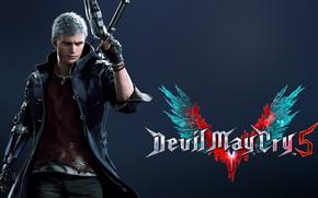 Картинка DMC, Nero, Devil May Cry 5, Videogame